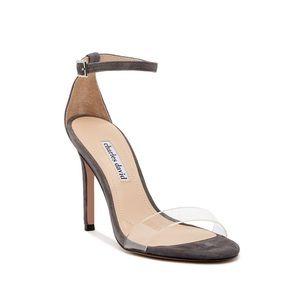 ♠️🆕 Charles David ✦D'Orsay Stiletto Sandal ✦ Grey